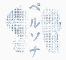 Persona MC 3 & 4 One Piece - Long Sleeve
