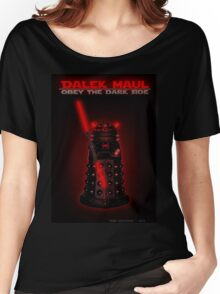 Dalek Maul Women's Relaxed Fit T-Shirt