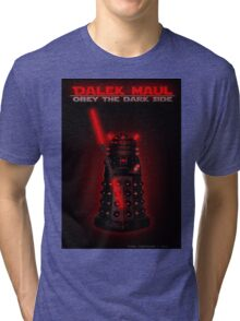 Dalek Maul Tri-blend T-Shirt