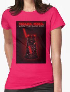 Dalek Maul Womens Fitted T-Shirt