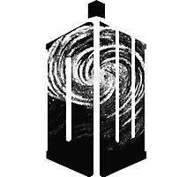 Doctor Who - Swirly Photographic Print