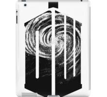 Doctor Who - Swirly iPad Case/Skin
