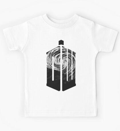 Doctor Who - Swirly Kids Tee
