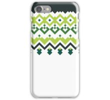 Icelandic Aurora Green iPhone Case/Skin