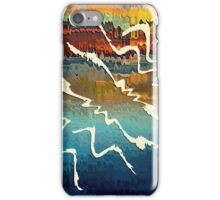 spread white by rafi talby iPhone Case/Skin