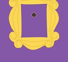 Friends Door frame poster by lolipoptalia