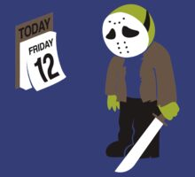Friday the 12th by IchaFazari