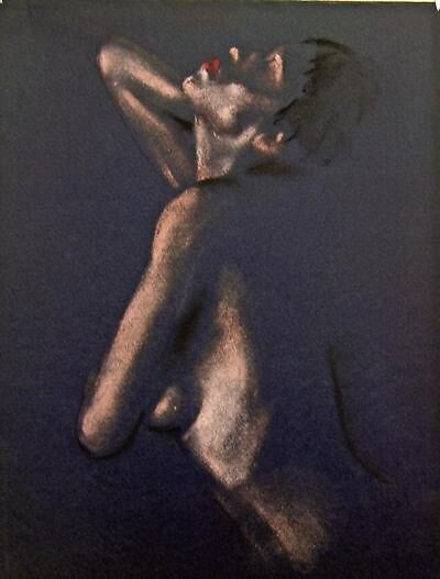 Passion - Nude series by dorina costras