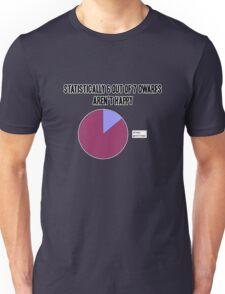 Dwarf statistics Unisex T-Shirt