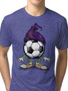 Soccer Wizard Tri-blend T-Shirt