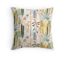 Botangle Throw Pillow