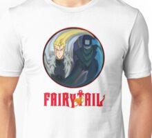 Fairy Tail (Laxus, Mystogan) By Tokyo_Fool Unisex T-Shirt