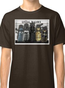 The Usual Daleks Classic T-Shirt