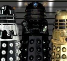 The Usual Daleks Sticker