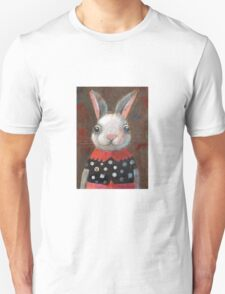 White Rabbit Girl T-Shirt
