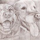 Eager Best Friends by Audra Lemke