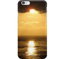 Golden Sunset  iPhone Case/Skin