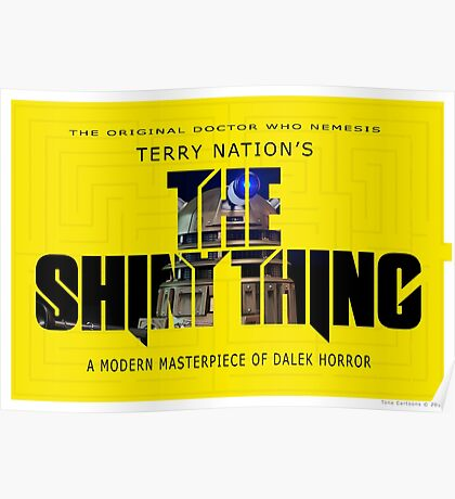 The Shiny Thing Poster
