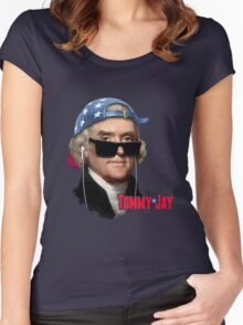 Tommy Jay Women's Fitted Scoop T-Shirt