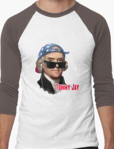 Tommy Jay Men's Baseball ¾ T-Shirt