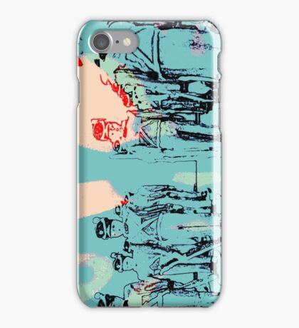 toy soldiers iPhone Case/Skin