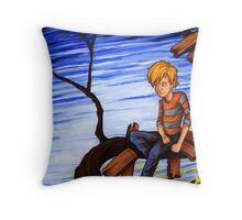 Forts 3 Cover Throw Pillow