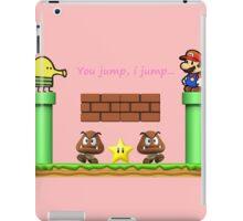 Doodle X Mario iPad Case/Skin