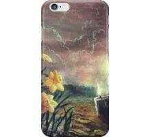 Sacred Silence iPhone Case/Skin