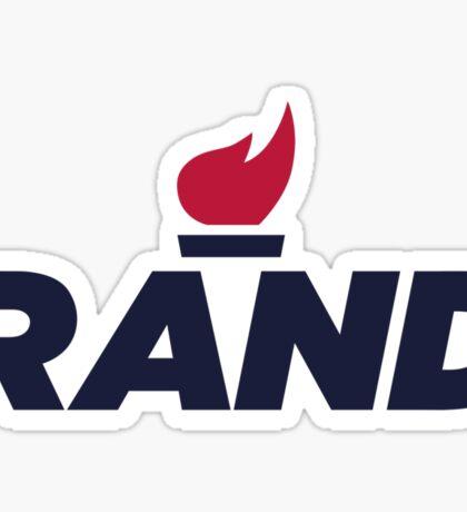 RAND - Rand Paul Sticker