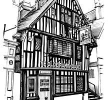 Ye Olde Pumphouse - Hastings by quigonjim