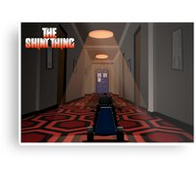 The Shiny Thing 2 Metal Print