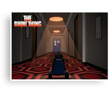 The Shiny Thing 2 Canvas Print