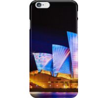 SYDNEY OPERA HOUSE - VIVID 2014 iPhone Case/Skin