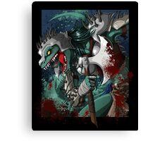 Chalice Dragonhide Canvas Print