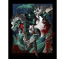 Chalice Dragonhide Photographic Print
