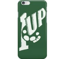 1up 7up iPhone Case/Skin