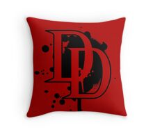 Marvel Daredevil Netflix 2015 shirt and more Throw Pillow