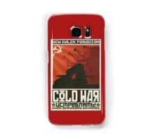 Cold Time War Samsung Galaxy Case/Skin