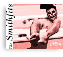 The Smithfits - Bathtub Babylon Canvas Print