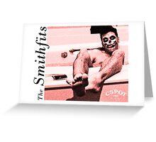 The Smithfits - Bathtub Babylon Greeting Card