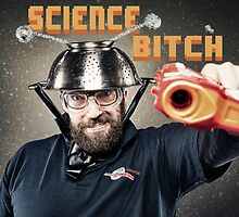 Dr Matt Taylor Science Bitch by Lalalease
