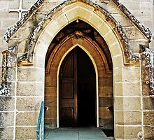 St Paul's Anglican Church by Evita