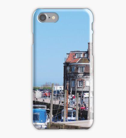 Blakeney Harbour iPhone Case/Skin