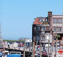 Blakeney Harbour by Steve-S