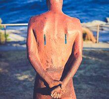 SCULPTURES BY THE SEA BONDI BEACH #4 by megandunn