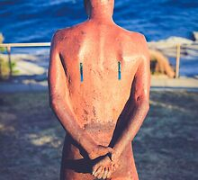 SCULPTURES BY THE SEA BONDI BEACH #4 by megandunn