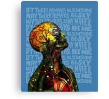 Let there always be me Canvas Print