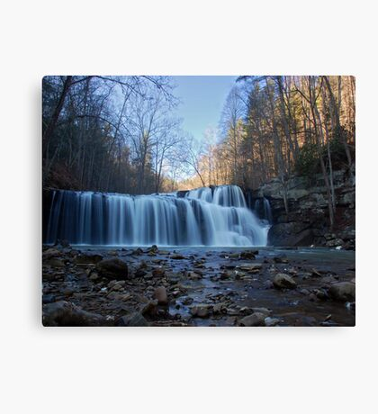Brush Creek Falls Canvas Print