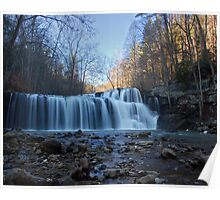 Brush Creek Falls Poster