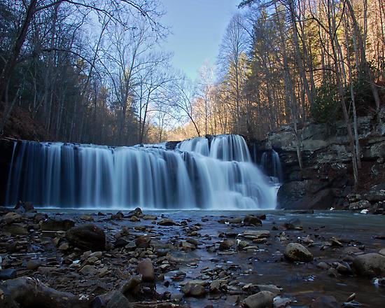 Brush Creek Falls by Jason Vickers